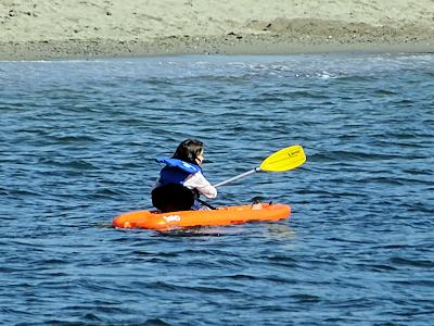 ゴムボートでコロナから海に逃げろ!