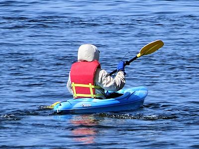 カヌーでコロナから海に逃げろ!