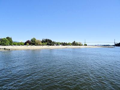 美しい海岸 アンブルサイドビーチ