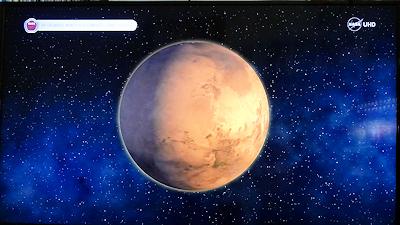 NASAの番組 火星
