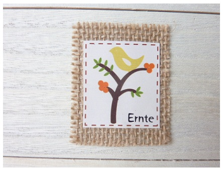 Ernte エルンテ -ロゴマーク