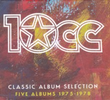 10ccClassicAlbumsSelection