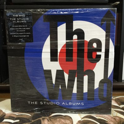The Who Studio Albums1