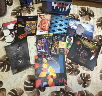 The Who Studio Albums2