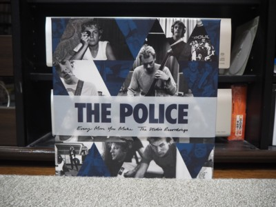 The Police Studio Recordings1
