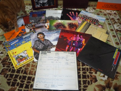 George Harrison Vinyl Box2