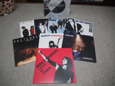 Pretenders The Analog Collection2
