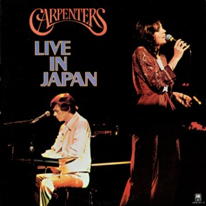 Caepenters Live In Japan
