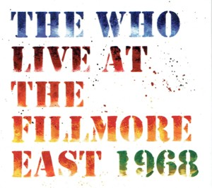 Live At The Fillmore East