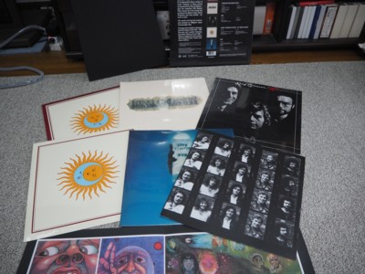 King Crimson Box4