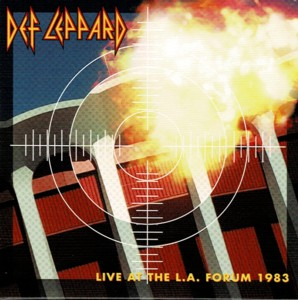 Live At The LA Forum 1983