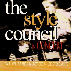 In Concert The Style Council