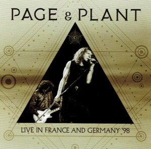 Live In France And Germany 98