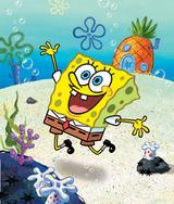 SpongeBob Square Pantsだよーー☆カワイイ☆