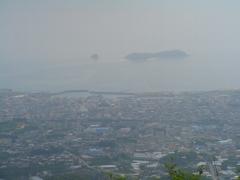 雲の中の五井山3