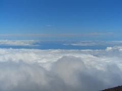 初富士登山1