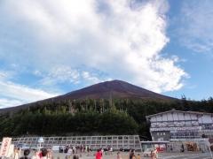 富士登山吉田口10