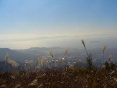 五井山西登山道2