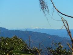 2011.1.2御堂山からの富士山