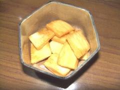 ヤマイモの味噌漬け