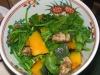 蒸野菜のサラダ