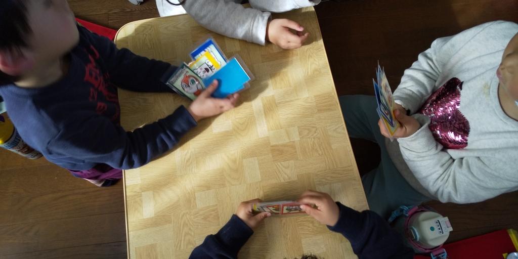 カードゲーム・家族合わせ