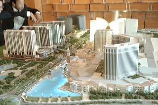 cotai area miniture