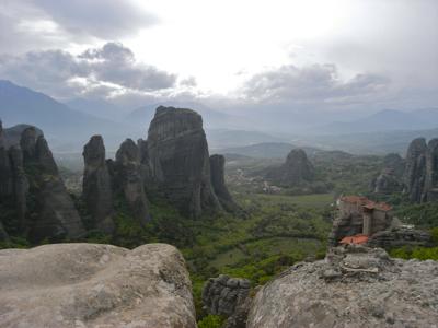 ギリシャ メテオラ