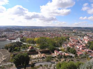 パレンシアの街並み