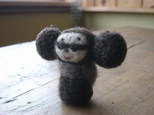 羊毛 クラフト