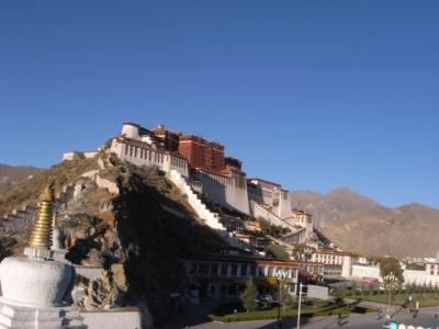 チベット ラサ