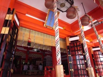 太鼓谷稲荷神社