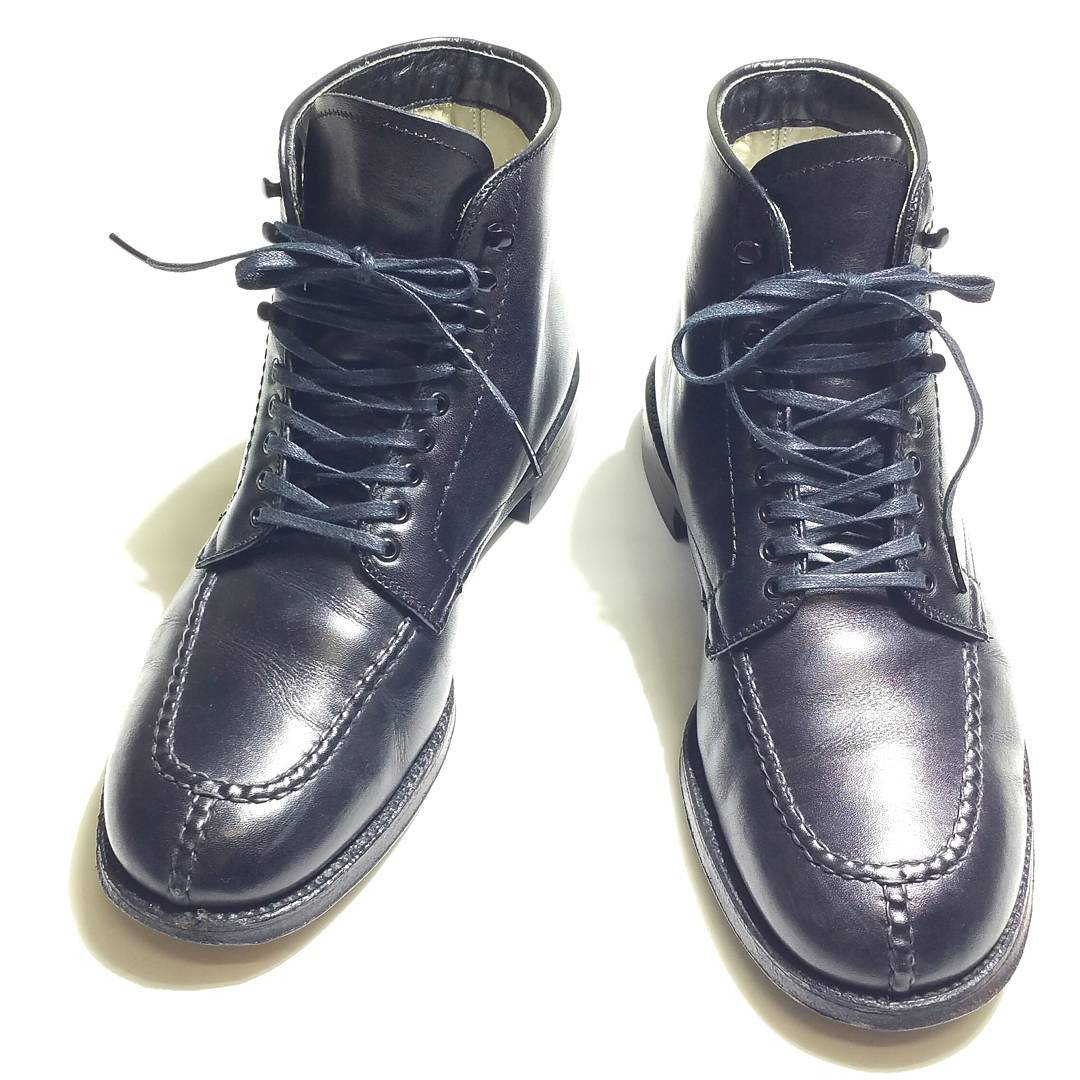 タンカー ブーツ オールデン