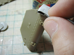 1/35 97式軽装甲車テケ