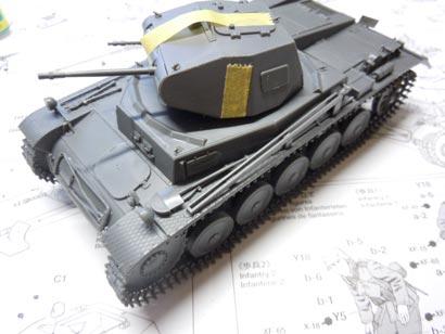 1/35 ドイツ II号戦車