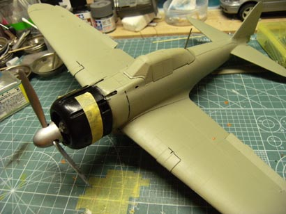 1/32 三菱 海軍零式艦上戦闘機二一型