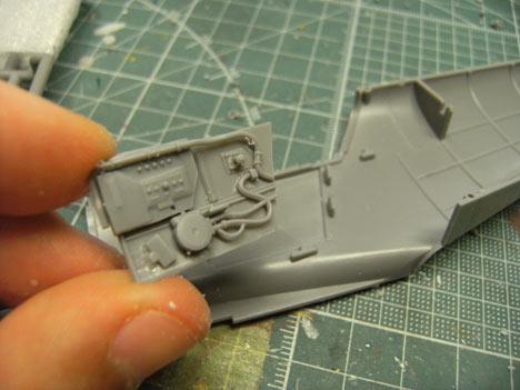 1/32 メッサーシュミット Bf-109G-6