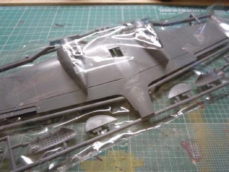 1/48 中島 夜間戦闘機 月光11型 後期生産型 (J1N1-S)プラモデル