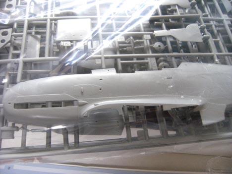 1/32 ハセガワ 三式戦闘機 飛燕
