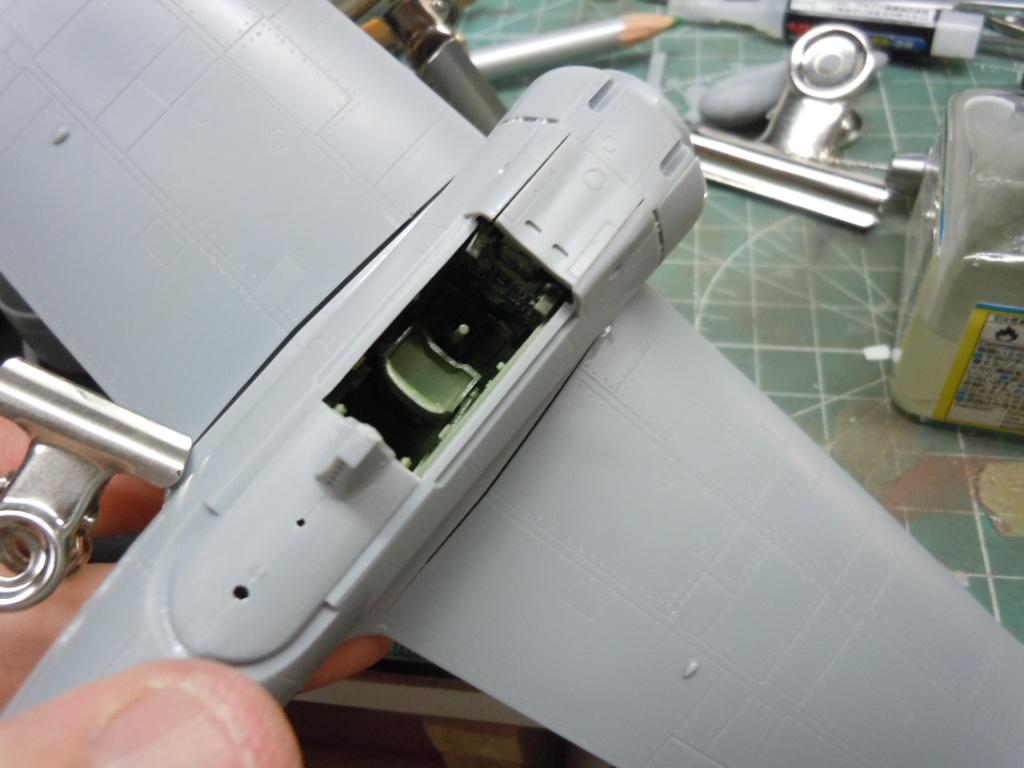 零戦二一型 プラモデル