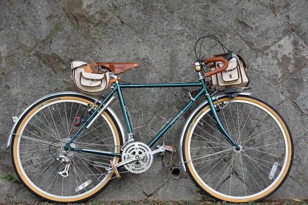 自転車の 自転車 高さ サドル : バッグType5&サドル ...