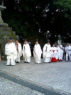 枚岡神社の夏越しの大祓え