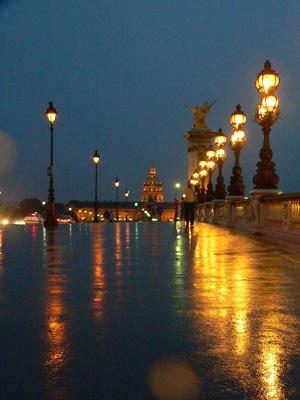 ブルボン宮 国民議会下院(Assamblee Nationale)fromパリ