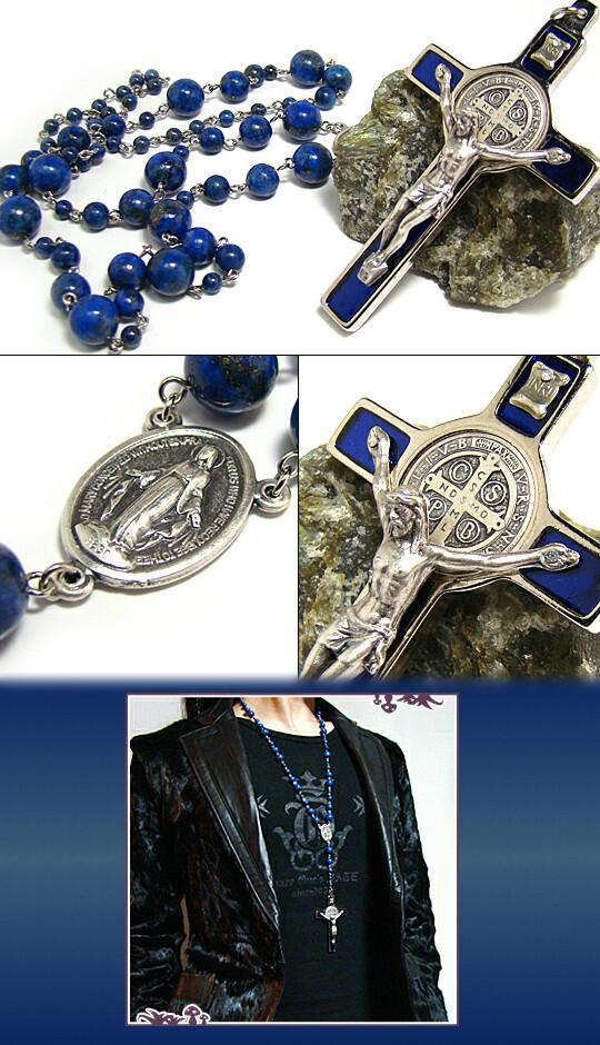 stB-Closs 聖べネディクトのメダイ十字架
