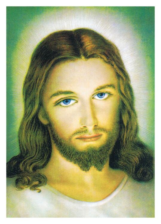 神聖なる御顔の祈り-M+J-3mini