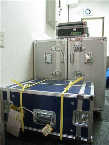 字幕投影プロジェクター機器