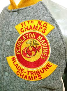 BUZZ RICKSONS BR11761 U.S.M.C AWARD JKT