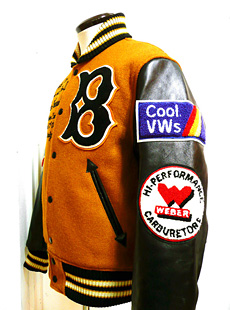 WHITESVILLE WV11793-156 新作スタジャン[ Bug Funnel ]