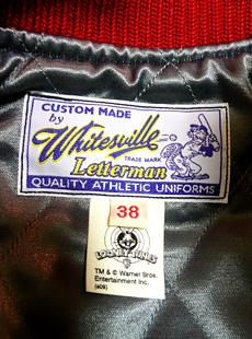 WhitesVille×Road Runner WV11851 新作コラボスタジャン