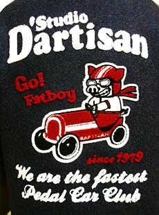 STUDIO DARTISAN 4209 新作ファラオジャケット